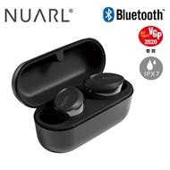 Nuarl N6 mini IPX7防水 通話降噪 環境音 真無線藍牙耳機 N6MINI 【蜂鳥樂器】黑