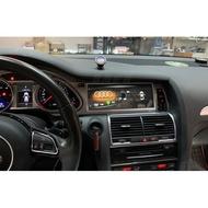 奧迪 Q7 AUDI 安卓版 A6 音響 Android 觸控螢幕 主機 汽車音響 倒車影像 導航 數位