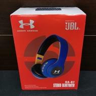 UA JBL 藍牙耳機 頭戴式耳機 耳罩式耳機 無線耳機 手機平板周邊 雜物台 山崩台 娃娃機