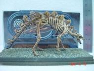 變形金剛**侏儸紀恐龍骨.標本.模型寶盒STEGOSAURUS劍龍(恐龍王者)