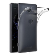 Xperia XZ2 Compact Case, Eabhulie Ultra-thin Transparent Soft TPU Anti-scratch and Scratch-resistant Protective Case  Cover for Sony Xperia XZ2 Compact