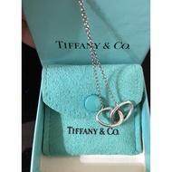 Tiffany雙環項鍊