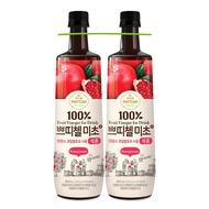 BLANC_COSTCO 好市多 韓國 CJ Petitzel 石榴果醋 水果醋 900ml*2瓶/組