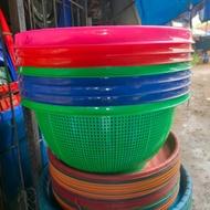 bakul plastik nasi jumbo/bakul SL plastik/bakul hajatan/cepon 1pcs