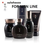[Sulwhasoo] Skin Care Line for Men  / Refreshing Cleansing Foam / Inner ChargingSerum /Cream....