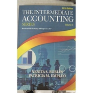 Intermediate Accounting 3 by Robles 2019