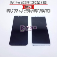 LCD TOUCHSCREEN OPPO F5/F5+/F5 PLUS/F5 YOUTH/A73 FULLSET ORI OEM