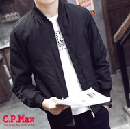 CPMAX 韓版飛行外套 MA1外套 夾克外套 騎車外套 防風外套 帥氣外套 英倫外套 棒球外套 輕薄 運動外套 機車外套【C23】