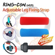 【2019 NEW ARRIVAL】Ring Fit Adventure for Nintendo Swith Adjustable Leg Strap Set Ring-con included