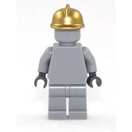 木木玩具 樂高 lego 10263 金帽子 雕像