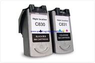 Compatible CANON 830 IP1180 1880 IP1980 MP145 PG-830 831  ink Cartridge_Office Stationery