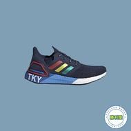 【ADIDAS】ULTRA BOOST 20 TOKYO 男鞋 休閒鞋 運動鞋 慢跑鞋 深藍 藍白 BOOST 東京限定 特價下殺 FX7811【勝利屋】