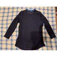 ZU.ZAI運動排汗7分袖上衣-S號