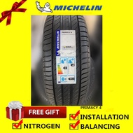 Michelin Primacy 4 ST tyre tayar tire(With Installation) 215/45R17 215/50R17 215/55R17 215/60R17 225/60R17 225/50R17 225/55R17 245/45R17 235/50R18 235/45R18