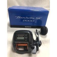 🔥【平昇釣具】 🔥 SHIMANO BARCHETTA  SC 1000 2000 3000 計米數船用 鼓式捲線器