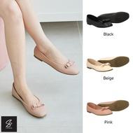 รองเท้าคัชชู ส้นแบน รองเท้าแฟชั่นผู้หญิง Cindy Barella Shoes รุ่น Thalira CBS-20577