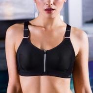 黛安芬-Triaction zip運動內衣系列B-C罩杯內衣(律動黑)