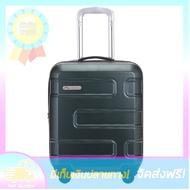 โปรเหนือโปร! กระเป๋าเดินทาง ขนาด 18นิ้ว เหยียบไม่เเตก รุ่น New Textured (ถือขึ้นเครื่องได้ Carry-on) กระเป๋าเดินทาง18 กระเป๋าเดินทางล้อลาก กระเป๋าลาก กระเป๋าเป้ล้อลาก กระเป๋าลากใบเล็ก กระเป๋าเดินทาง20 เดินทาง16 เดินทางใบเล็ก travel bag luggage size