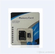 256GB UHS-I Micro SD Memory Card Free SD Adapter Retail Blister Package microSD SDHC 256G 256GB Card