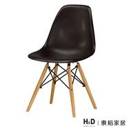 喬蒂餐椅(黑)/H&D東稻家居-消費滿3千送點數10%