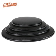 Original GHXAMP 5 Inch 6.5 Inch 8 INCH Car Speaker Grill Mesh Auto Subwoofer Speaker Shell Protective Cover DIY Black ABS
