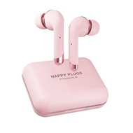 【Happy Plugs】Air 1 Plus In-Ear 真無線藍牙耳道式耳機(粉色金Pink Gold)