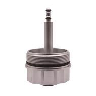 Adapter Cover Cap For Oil Filter Housing For BMW 323 E36 323i/328i E39 523i/528i E46 328 PQY-CAP01