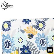 150x200x30cm (M) 舒柔布∣充氣床包套∣適用於頂級歡樂時光及春眠充氣床墊【Outdoorbase】充氣床墊床包套 (M)-26312