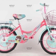 Sepeda Anak Cewek Ukuran 20 BNB Sepeda Anak Perempuan BNB Sepeda Cewek
