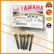Yamaha RXZ 135 / RXZ-135 / RXZ135 Engine Screw Enjin Skru Hijau (Complete Set - 18pcs) Racing Motosikal MotorcycleParts