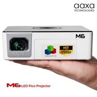 aaxa M6 1080FHD LED 掌上型投影機 V2.0【全新/開發票/可刷卡】
