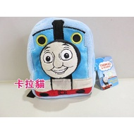 SUPER日式卡通精品 湯瑪士小火車萬用包 湯瑪士 小後背包 零錢包 可繡字