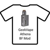 現貨秒發出清GeekVape Athena BF Mod 雅典娜 BF 機械盒行動電源 大玩家 本人此生最愛 USB