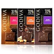 [預購/代購] 絕對新鮮專櫃正貨Godiva巧克力磚、巧克力粉、巧克力球、咖啡粉