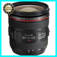 Canon Lens EF 24-70mm f/4L IS (ประกัน EC-Mall) เลือก 1 ชิ้น อุปกรณ์ถ่ายภาพ กล้อง Battery ถ่าน Filters สายคล้องกล้อง Flash แบตเตอรี่ ซูม แฟลช ขาตั้ง ปรับแสง เก็บข้อมูล Memory card เลนส์ ฟิลเตอร์ Filters Flash กระเป๋า ฟิล์ม เดินทาง