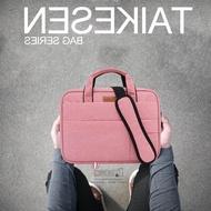 hot [พร้อมส่ง!!] TAIKESEN BAG กระเป๋าหลายช่อง ใส่ iPad Pro15 / iPad Air 1 / Air 2 / Air 3 /  Surface Pro 3/4/5/6 / กระเป๋าใส่ Macbook าดกระเป๋า 8 x 355x 255ซม