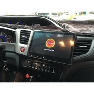 HONDA Civic 喜美9代K14 10.2吋 平板 上網 安卓版螢幕主機