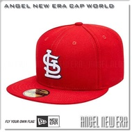 【ANGEL NEW ERA】MLB 聖路易 紅雀 59FIFTY 主場 球員 帽  棒球帽