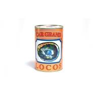 現貨 嚴選年貨養生美食 - 三粒裝智利鮑魚 / 南美貝LOCOS罐頭