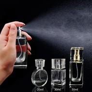 香水瓶子空瓶 玻璃小噴壺化妝品迷你旅行便攜補水噴霧分裝瓶