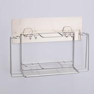 豪享貼 盥洗用具壁掛架 6x12x24.5cm