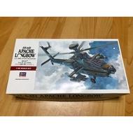 塑膠組裝模型-阿帕契AH-64D APACHE LONGBOW