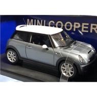 🙋🏻♂️BuyCar模型車庫 1:18 Mini Cooper模型車