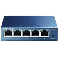 TP-LINK TL-SG105 5埠Giga 交換器(鐵殼)