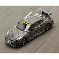【預購】日本進口絕版限定限量逸品 LV-N101d 日産 GT-R NISMO 迷彩 TOMICA 多美 TOMYTEC【星野日本玩具】