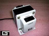 【GOOD-TRANSFORMER】110V降100V~1000W 無熔絲新型專利降壓器.日本日立高溫乾燥式廚餘機ECO-V30 專用