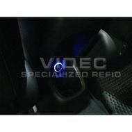 巨城汽車精品 HONADA 2016 HRV 原廠 USB 增設 充電 含 LED 燈 後座 圓形