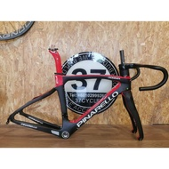 bicycle.mtb.mountain bike bicycle.basikal mountain bike PINARELLO F12 TAIWAN REDBLACK
