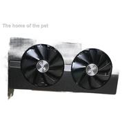 【現貨直發】藍寶石RX580 4G/8G全新AMD游戲電腦臺式機2048sp獨立網吧吃雞顯卡