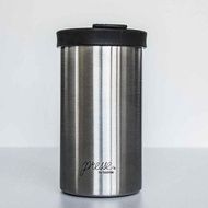 手沖咖啡保溫杯 - 永恆銀